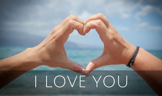 I Love You in Portuguese