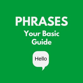 Brazilian Portuguese Phrases