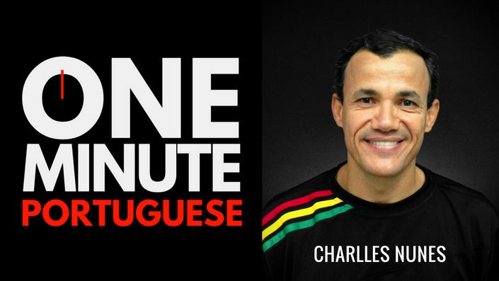 One Minute Portuguese: Your Shortcut to Brazilian Portuguese