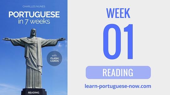 Learn Portuguese in 7 Weeks
